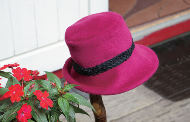創作帽子かよ&かよ
